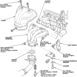 | Repair Guides | Engine Mechanical Components | Exhaust Manifold | AutoZone