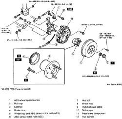 2001 Mazda Protege Suspension Diagram, 2001, Free Engine