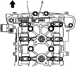 2002 grand am: a timing chain & timing marks diagram for