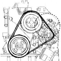 2006 Kia Spectra Belt Diagram 240v Baseboard Heater Wiring Repair Guides Engine Mechanical Components Accessory Drive Belts Click Image To See An Enlarged View