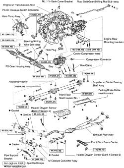Is300 O2 Sensor Wiring Diagram Repair Guides