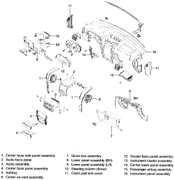 86 F150 Radio Wiring Diagram Repair Guides Heater Core Removal Amp Installation
