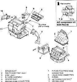 Mitsubishi Diamante Engine Diagram Repair Guides