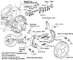 2000 Toyota echo rear brakes