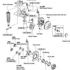 2003 Ford Escape Exhaust System Diagram Car Radio Wiring Needs Install Body Parts Www Toyskids Co Repair Guides Front Suspension Wheel Bearings