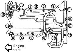 Nissan Engine Block Drain Plug Engine Block Drain Socket