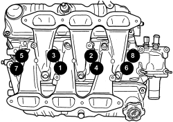 Ford 3 0 V6 Engine Firing Diagram Repair Guides Engine Mechanical Components Intake