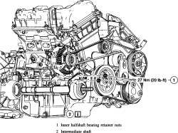 How Many Hours To Replace A Alternator 2004 Ford Escape
