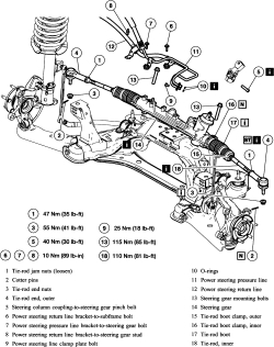 2004 Ford Escape Alternator Location. Ford. Wiring Diagram