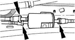 Sable Fuel Filter Location, Sable, Get Free Image About