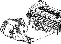 Chevrolet Colorado Sport LS how do i remove the starter in