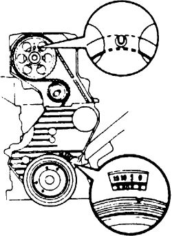 Toyota 2 Timing Belt Diagram, Toyota, Free Engine Image