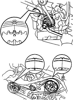 HowToRepairGuide.com: How to remove timing belt on 2002