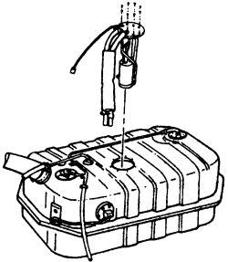 In Tank Fuel Filter Connectors Fuel Tube Connectors Wiring