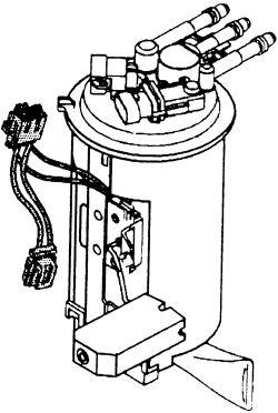2002 Gmc Sonoma Wiring Diagram Repair Guides Gasoline Fuel Injection Fuel Pump