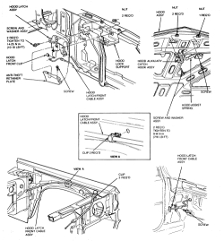 1996 LINCOLN TOWN CAR WIRING DIAGRAM - Auto Electrical ...