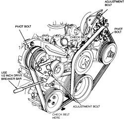 2001 Mercury Truck Mountaineer 4WD 4.0L EFI SOHC 6cyl