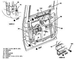 Service manual [2001 Chevrolet Lumina Door Panel Removal