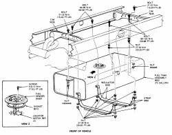 HowToRepairGuide.com: How to change fuel pump on 1993 F150