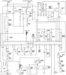Wiring Diagrams 1982 thru 1992