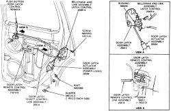 F150 Power Door Lock Repair, F150, Free Engine Image For