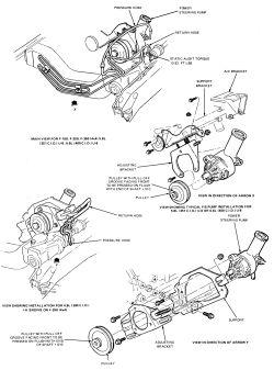Ford F 250 Power Steering Fluid Ford Focus Power Steering