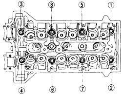 Subaru Timing Belt Guide, Subaru, Free Engine Image For