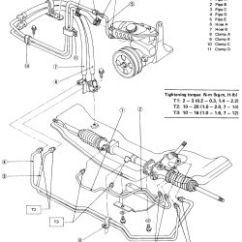 Power Steering Rack Diagram Animal Respiration Simple | Repair Guides Pump Removal & Installation Autozone.com