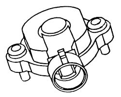 Gm Throttle Position Sensor Wiring GM EGR Valve Wiring