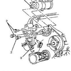 2001 Pontiac Montana Engine Diagram Residential Wiring Symbols | Repair Guides Power Steering Pump Removal & Installation Autozone.com