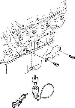 2006 Dodge Dakota Engine Wiring Harness Repair Guides Components Amp Systems Knock Sensor