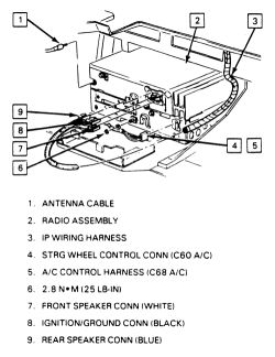 Infinity Car Stereo Wiring Diagram, Infinity, Free Engine