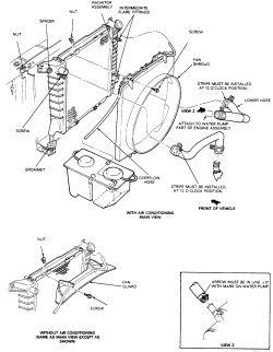 1991 Ford explorer transmission removal