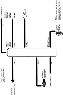 1996 Plymouth Breeze 20L SFI SOHC 4cyl   Repair Guides   Vacuum Diagrams   Vacuum Diagrams