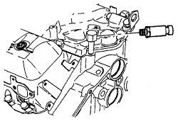 2002 Chevrolet Truck Astro Van AWD 4.3L FI OHV 6cyl