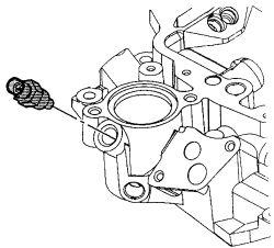 schematics and diagrams: GMC Engine Coolant Temperature