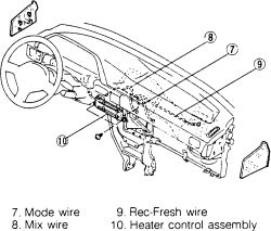 1993 Mazda Mx3 Engine Diagram 2007 Mazda 6 Engine Diagram