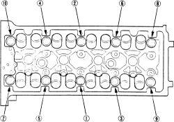 2004 honda cr-v: the timing chain removal procedure..2.4L