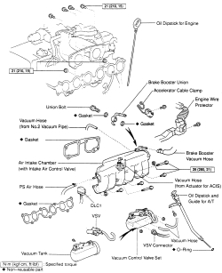 1997 Lexus Ls400 Suspension Diagram, 1997, Free Engine