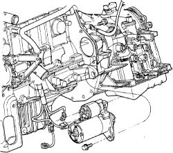 Starter Location On 2006 Pt Cruiser, Starter, Free Engine