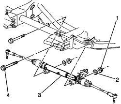 2006 Chevy Duramax Engine Component Diagram Repair Guides Power Rack Amp Pinion Steering Gear