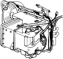 how do you replace a heater core on a 1999 eldorado