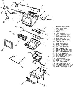 1998 Pontiac Grand Am Ac Diagram. Pontiac. Auto Parts