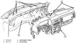 1999 Jeep Grand Cherokee: blend door actuator..automatic