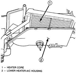 Jeep Wrangler 2000 jeep wrangler how to replace heater co