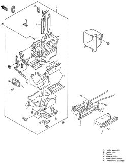 Wiring Diagram For 2001 Suzuki Xl7, Wiring, Get Free Image