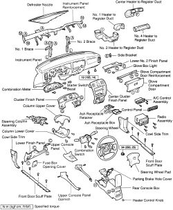 | Repair Guides | Interior | Instrument Panel, Pad, And Dashboard | AutoZone