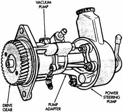 Power Steering Fluid Hole, Power, Free Engine Image For