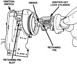 Service manual [How To Remove Ignition Lock 2001 Daewoo