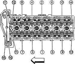 Service manual [Cylinder Head Removal On A 2004 Isuzu